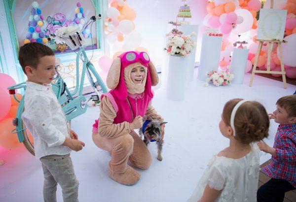 """День рождения Софии 1 годик, вечеринка во французском стиле """"Laduree"""""""