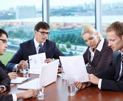 Организация деловых встреч, цикловых совещаний
